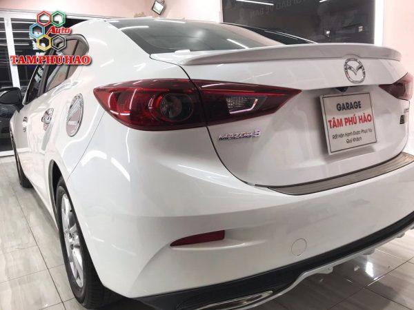 Phủ Ceramic 9H+ cho Mazda 3 ở An Giang
