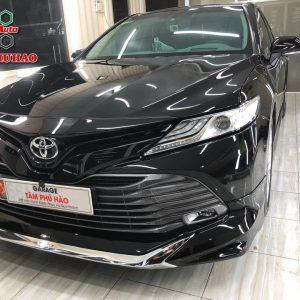 Phủ Ceramic 9H+ cho Toyota Camry 2020 ở Đồng Tháp