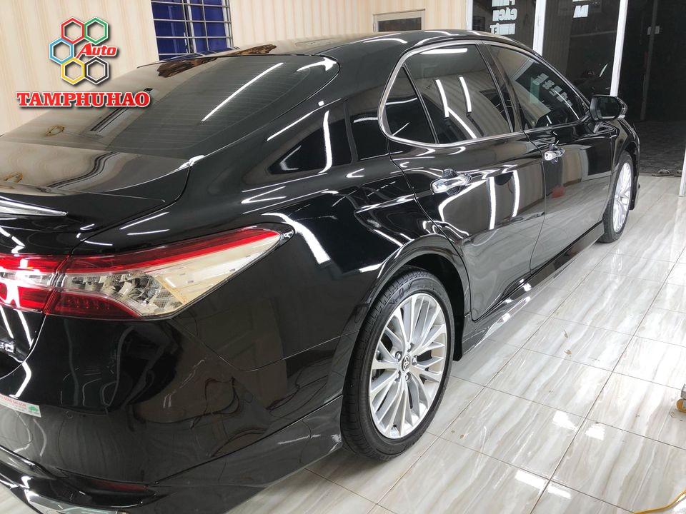 Phủ Ceramic 9H+ cho Toyota Camry 2020 ở Sa Đéc