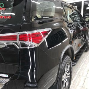 Phủ Ceramic 9H+ cho Toyota Fortuner ở An Giang