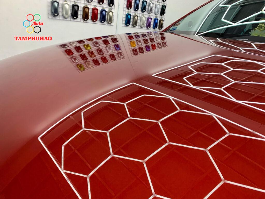 Phủ Ceramic Mazda CX5
