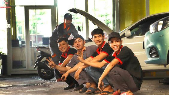 Garage ô tô uy tín tại Đồng Tháp