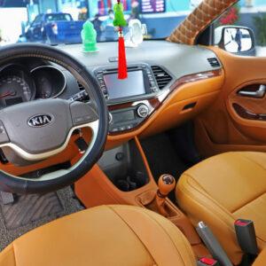 Bọc ghế da cho xe ô tô Kia Morning ở Đồng Tháp, An Giang